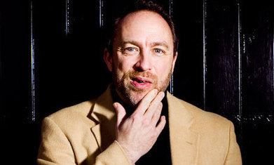 Wikipedia's Jimmy Wales explains its mission to be mainstream   Wikipedia in EDU   Scoop.it