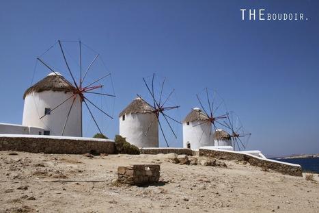 the boudoir.: Out & About in Mykonos, Greece | Travel To Mykonos | Scoop.it