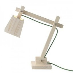 muuto wood lamp   Fashion and design trends   Scoop.it
