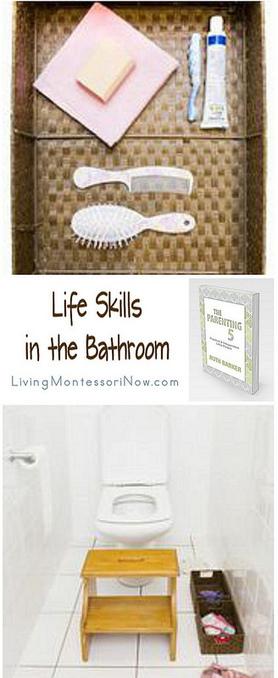 Montessori Monday – Life Skills in the Bathroom | We Need Montessori | Scoop.it