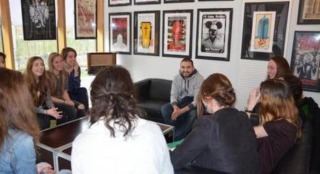 Des lycéennes de Sophie-Berthelot interviewent Ibrahim Maalouf, découvrez ce qu'elles lui ont demandé...   Actualités du lycée Sophie Berthelot - Calais   Scoop.it