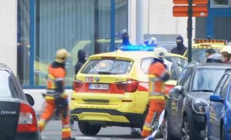 Explosions hit Brussels airport, metro station; at least 13 killed: Belgian media | PHMC Press | Scoop.it