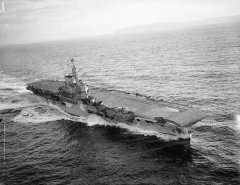 This Aircraft Carrier Did Not Exist | Osborne IB History | Scoop.it