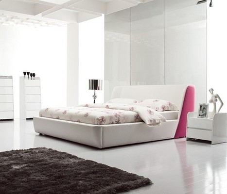 Contemporary Customized Bedroom | MeublesBH | Scoop.it