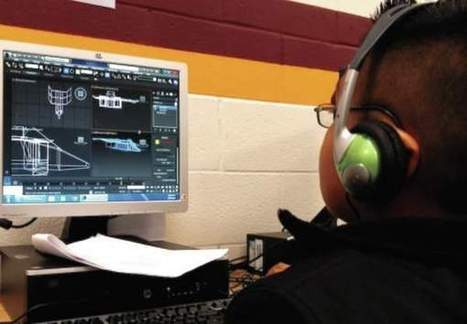 3-D takes middle schools by storm | Virtual-worlds in education | Scoop.it