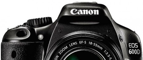 600D/T3i Specs [CR2] | Photography Gear News | Scoop.it