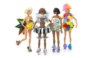 FASHION BY NUMBERS:BARBIE'S NEW LONDON LOOK | FASHIONS & DESIGNERS eDIGEST | Scoop.it