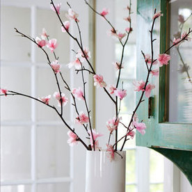Cherry-Blossom-Paper-Craft | CUTE PAPER CRAFTS | Scoop.it