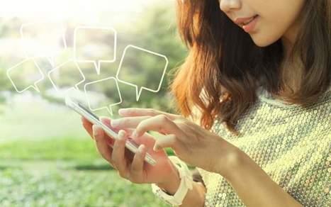 Yona: app voor jongeren die worstelen met hun internetgedrag | Mediawijsheid in het VO | Scoop.it
