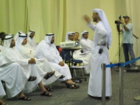 Social media: an essential tool reporting in Dubai | Michelle Sutton | Working in Dubai | Scoop.it