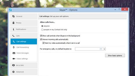 Utiliza Skype para espiar en tu casa desde donde sea | herramientas y recursos docentes | Scoop.it