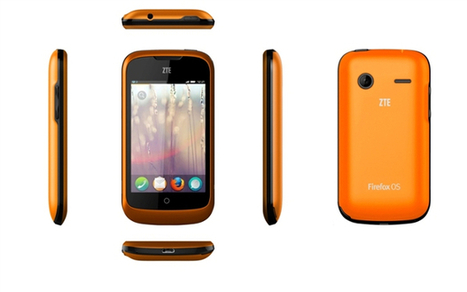 ZTE Firefox OS smartphone available globally for $80 | Appster Content | Scoop.it