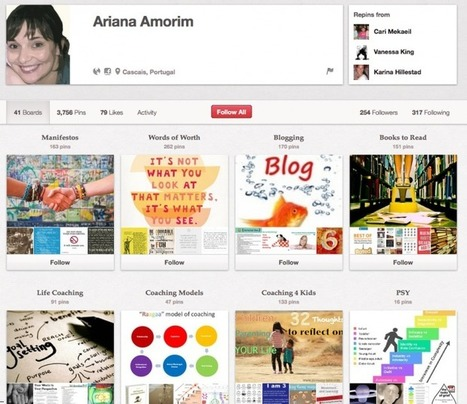 The Teacher's Guide To Pinterest | Edudemic | Serious Play | Scoop.it