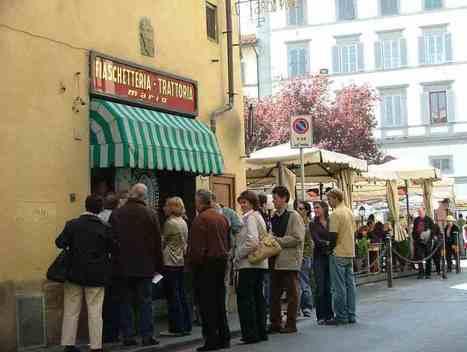 Un restaurante de Florencia exitoso por hacer todo lo que no debería | RedRestauranteros: Las Curiosidades | Scoop.it