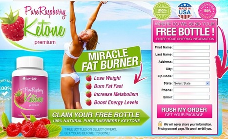 Pure Raspberry ketone Premium Review - Get Risk Free Trial | tad given | Scoop.it