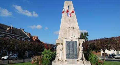 MONTDIDIER Connaître les dessous des monuments aux morts - Courrier Picard | monument aux morts 14-18 | Scoop.it