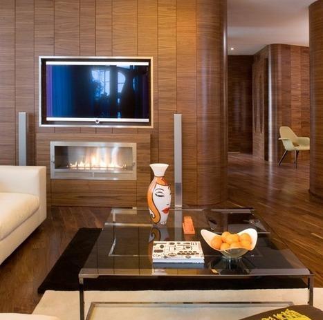 10 Fireplaces Decorating Ideas for Living Room | Aussiemandas Auspicious | Scoop.it