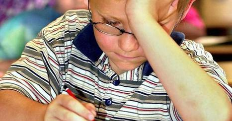Einfach anders lernen: So schnell will ein Pädagoge Legasthenikern helfen - Psychologie | Reading & Writing Challenges and Dyslexia | Scoop.it