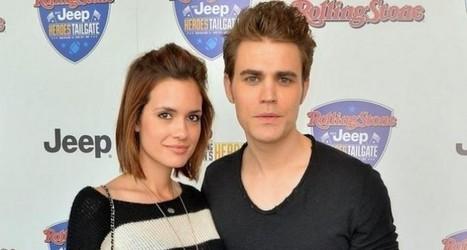 Paul Wesley et Torrey DeVitto divorcent | News People | Scoop.it