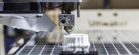 How 3D Printing Will Impact The Manufacturing Industry | qrcodes et R.A. | Scoop.it
