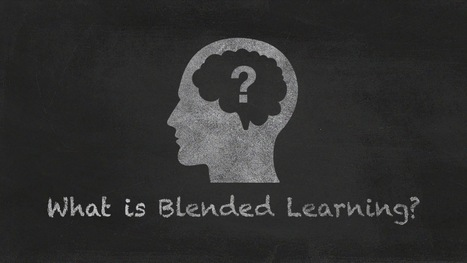 What Is Blended Learning?- Anna Otto | Research Flipped Classroom | Scoop.it