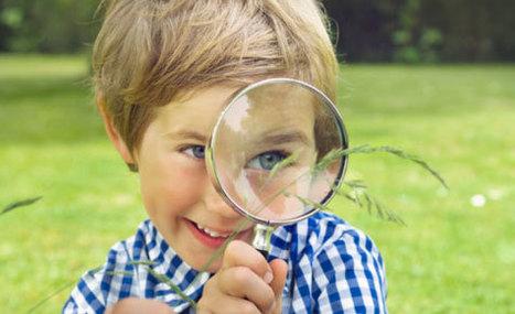 Experiment - Good Clean Fun Zone | Activités pour les enfants, children activities | Scoop.it