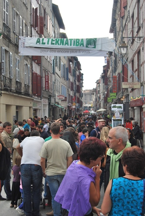 Climat : la réussite d'Alternatiba ouvre la voie aux mobilisations futures | alternatiba2013 | Scoop.it