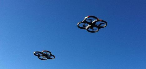 What The U.S. Can Learn From Europe's Drones | 3D Virtual-Real Worlds: Ed Tech | Scoop.it
