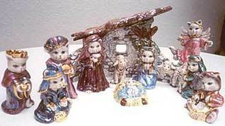 27 worst nativity sets: the annual, growing list! | The Amused Catholic: an Ezine | Scoop.it