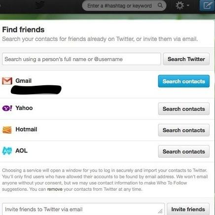 4 Tools to Find Friends on Social Media | Social Media Today | building community through social media | Scoop.it
