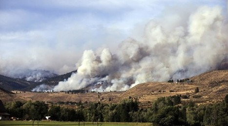 In Washington State, The 2014 Wildfire Season Has Been 6 Times Worse Than Normal | Sustain Our Earth | Scoop.it