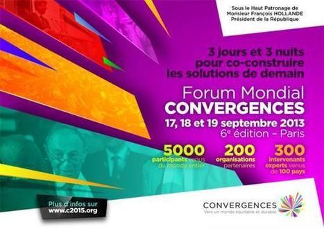 Forum Mondial Convergences | Le Blog de Babyloan | crowdfunding | Scoop.it