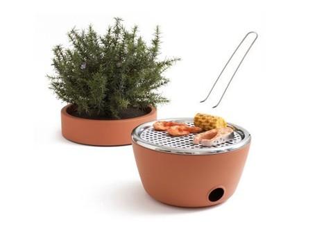 Hot Pot BBQ — ACCESSORIES -- Better Living Through Design   Garden Designer   Scoop.it