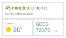 Google Now sarà anche Widget – Tutto Android | Social Media: notizie e curiosità dal web | Scoop.it