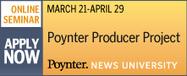 Journalism schools need to adapt or risk becoming irrelevant   Poynter.   journalism education   Scoop.it