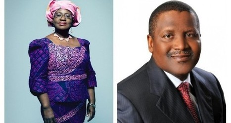 Dangote, Okonjo-Iweala And Other Africans Named Among Time ... | Afrika Inspired | Scoop.it