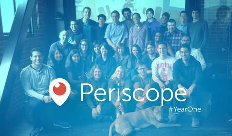 Periscope recrute un rédacteur en chef pour éditorialiser le live | Réseaux sociaux | Scoop.it