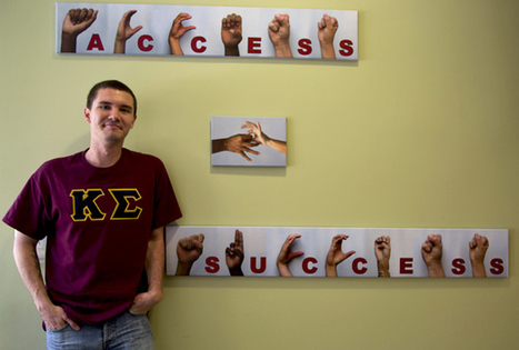 Student finds passion in American Sign Language | Daily Sundial | Deaf, Not Disabled | Scoop.it