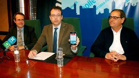 Mollerussa presenta una aplicació per a mòbils que permet als ciutadans comunicar incidències | #territori | Scoop.it