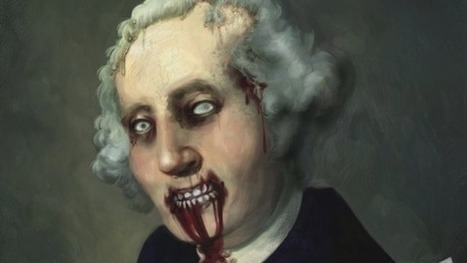 The Capitol architect wanted to reanimate George Washington's dead body | Zombie Mania | Scoop.it