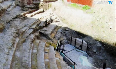 Fano, Le Marche: Italian town 'forgets' Roman theatre found under ex-factory | Le Marche another Italy | Scoop.it