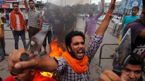 Asia - Religion - INDIA Religious violence and lies about development behind Modi's great victory - Asia News | North America - South America - Asia | Scoop.it