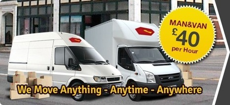Friendly Man and Van Woking Teams ready to help you! | Super Man and Van Removals Company | Scoop.it