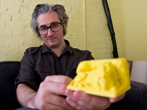 The Story Of MakerBot: The Startup That Popularized 3D Printing, And Just Sold For Millions   3D Printing and Innovative Technology   Scoop.it