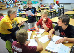 Why Keep the Common Core standards | Educational Leadership | Scoop.it