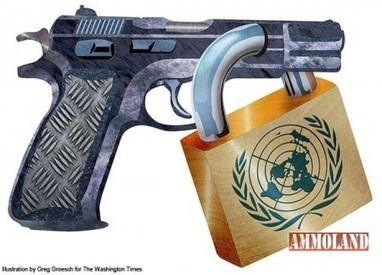 U.N. On 'Collision Course' With Second Amendment, Says Second Amendment Foundation