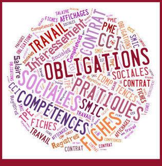 Obligations sociales : les fiches pratiques TPE – PME | Actu RH - Pro&Co | Scoop.it