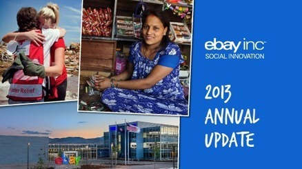 eBay Delivers on 2013 Social Innovation Goals | Innovation experts' insights | Scoop.it