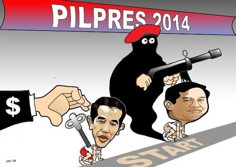 Presiden 2014, di bawah bayang-bayang Mega vs bayangan masa lalu | kanalsatu | Scoop.it