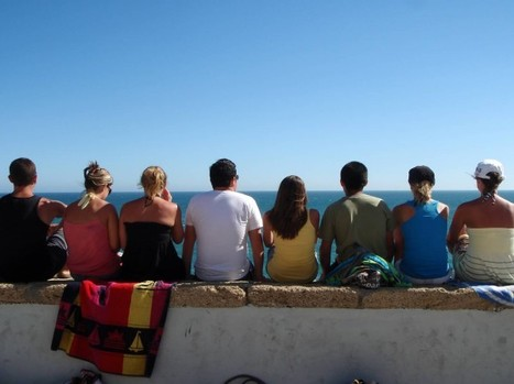 10 Reasons to Study Abroad from a student | NDSU Comparative Criminology Study Abroad | Scoop.it